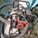 Motobomba Branco Diesel 7.0CV
